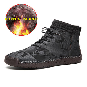 Retro Handmade Casual Shoes