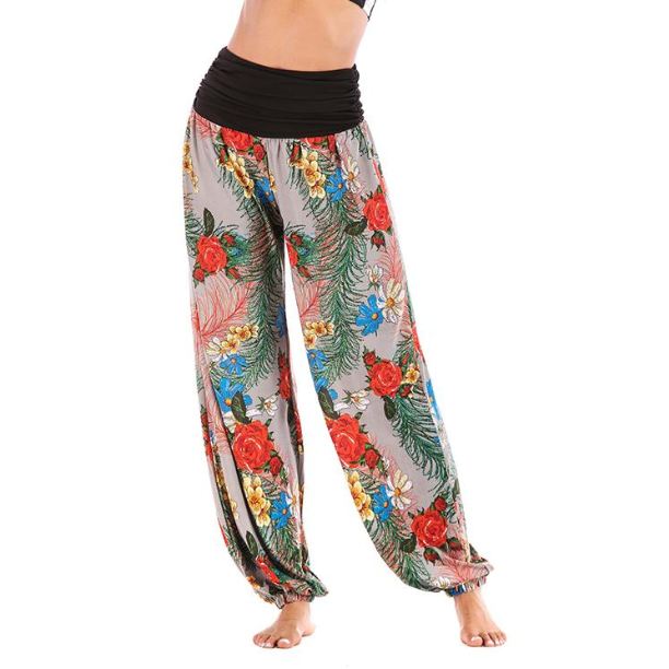 Sports Yoga Fashion High Waist Pants
