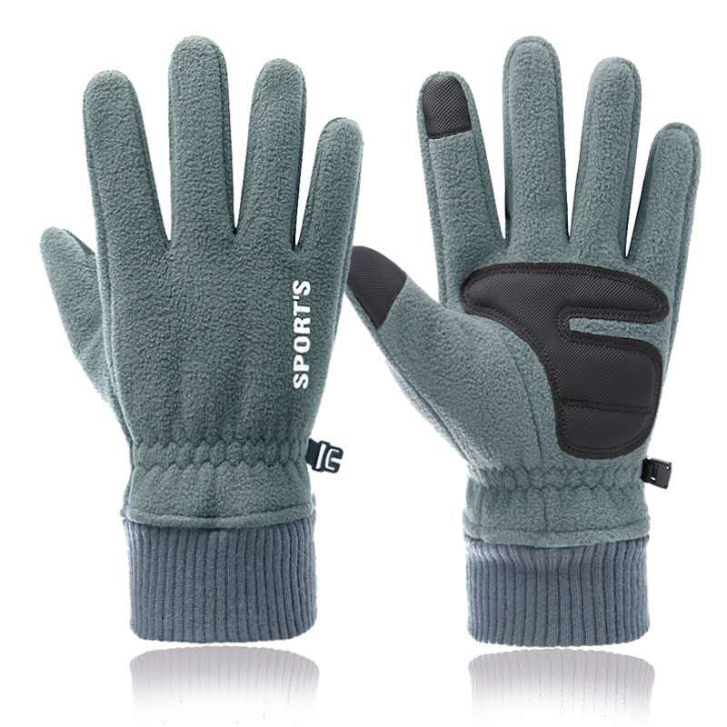 Cycling Sports Driving Non-slip Warm Touch Screen Warm Gloves
