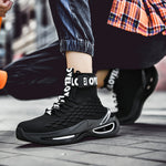 Breathable Fish Scale Sneakers