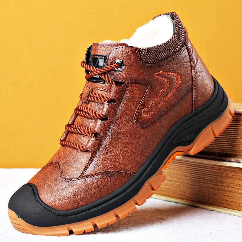 2020 New Outdoor Sports Warm Cotton Shoes