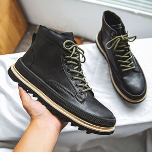 Japanese Retro Tooling Boots