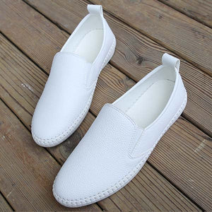 Women Casual Hollow Moccasins Loafers