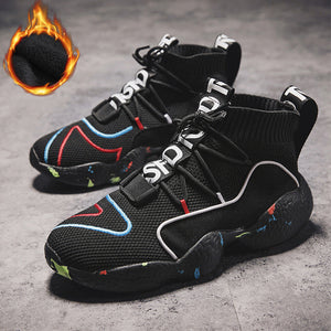 Men Women Fashion Breathable Sneakers