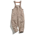 Japanese Retro One-piece Overalls