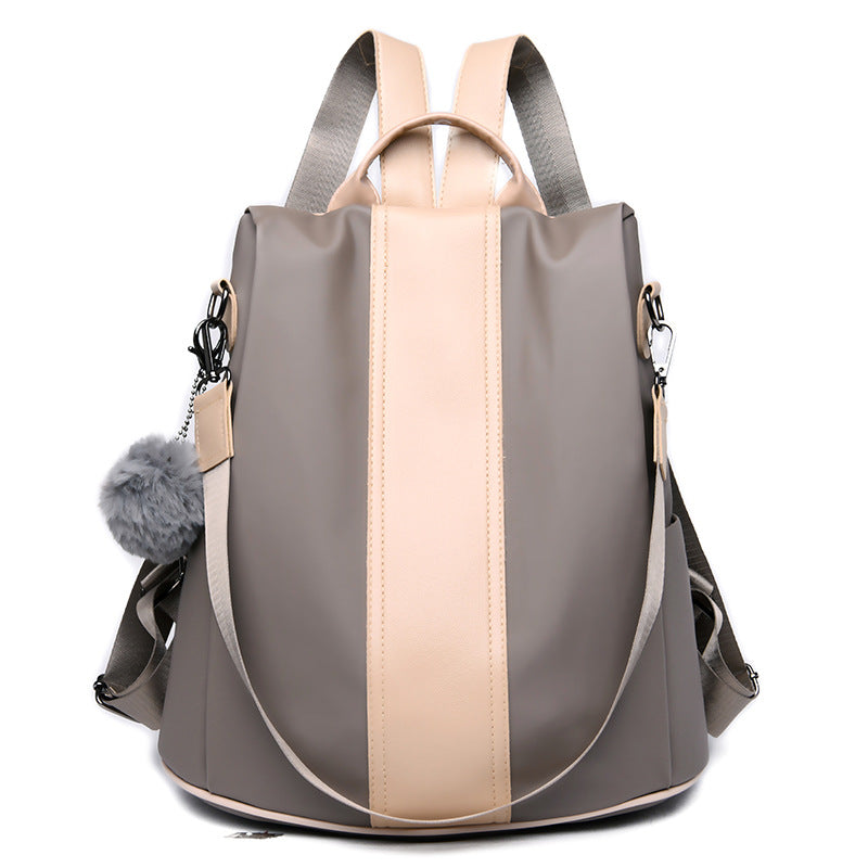 Anti-Theft Multi-function Shoulder Bag Backpack