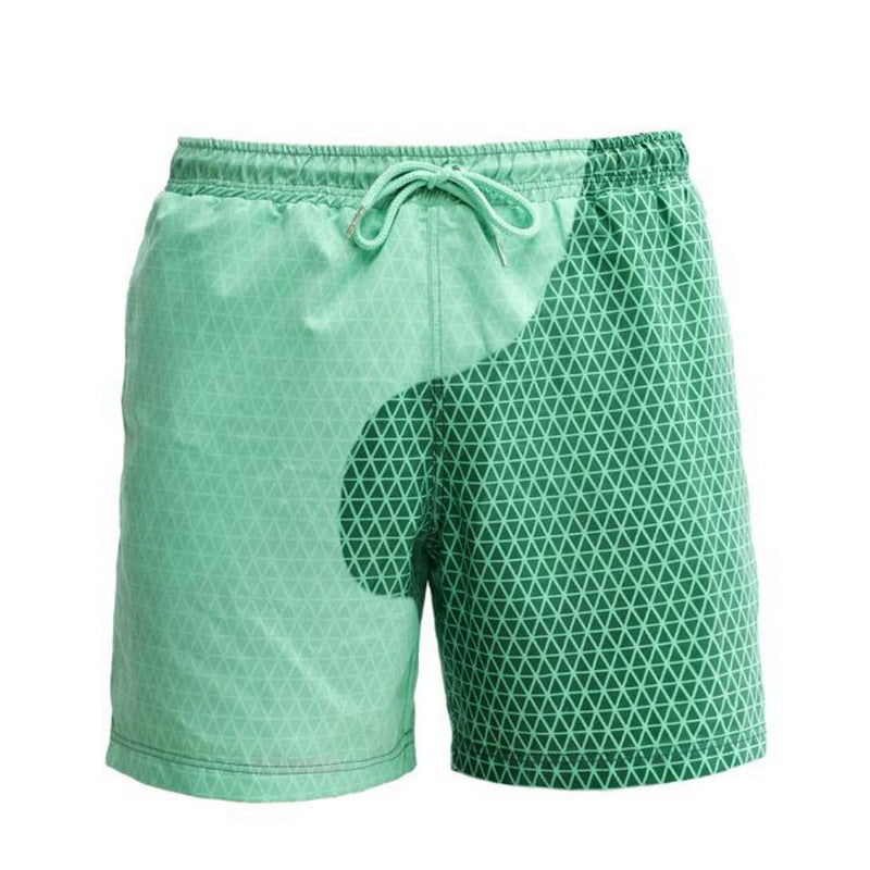 Magical Change Color Beach Shorts