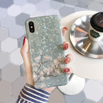 Flower Soft Shell Fashion Iphone Case
