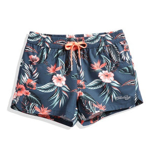Summer Loose Large Size Couples Beach Shorts