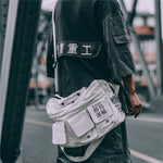 Duty Canvas Shoulder Bag