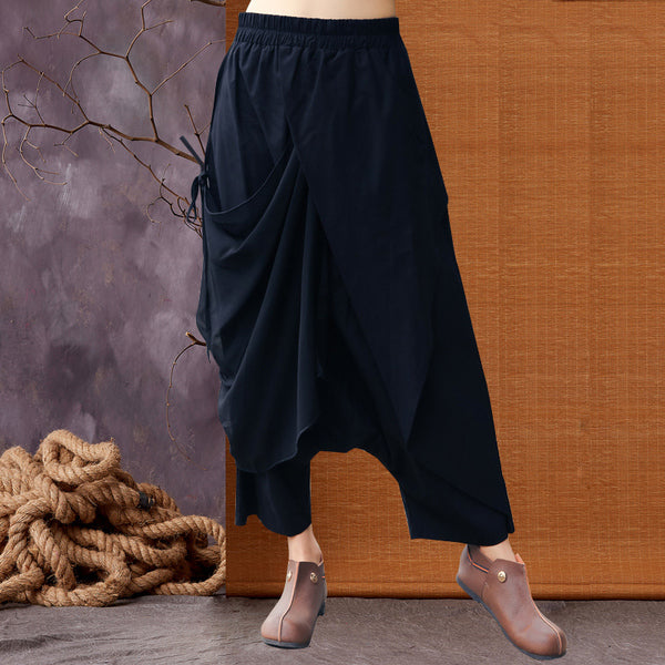 Casual Loose harem Loose  Pants