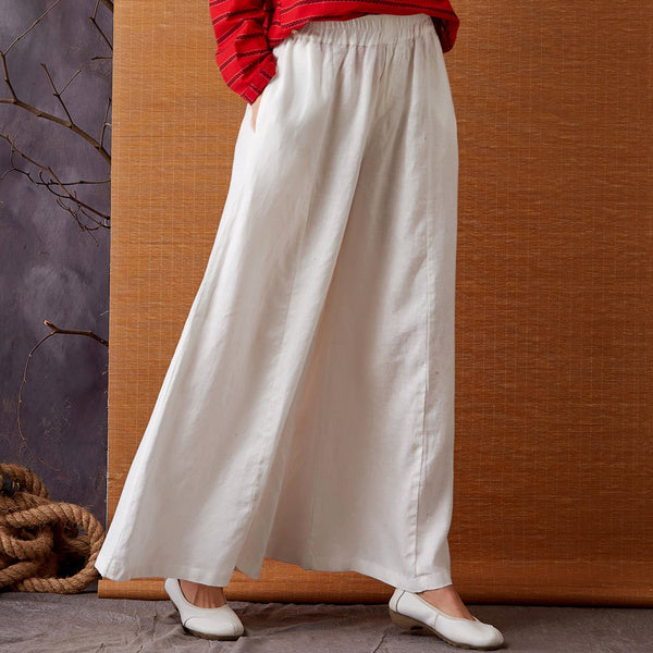 2019 Casual Wide Leg Loose  Pants
