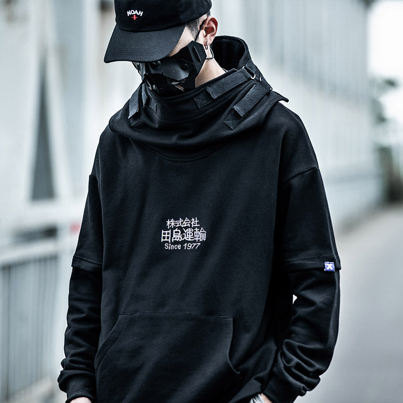 11 Fish Mouth Hoodie
