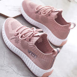 Women's Fashion Breathable Mesh Sneakers