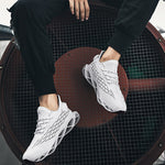 'Heart of Sun' Fishscale Sneakers