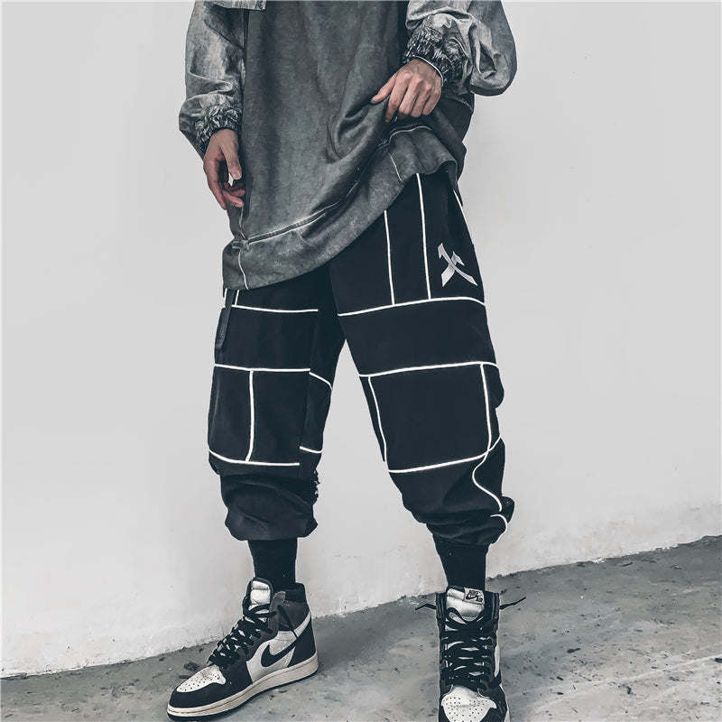 X Reflective Japanese Sweatpant