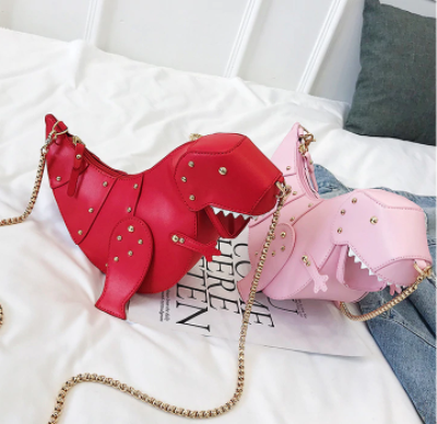 T-REX CROSS BODY BAG