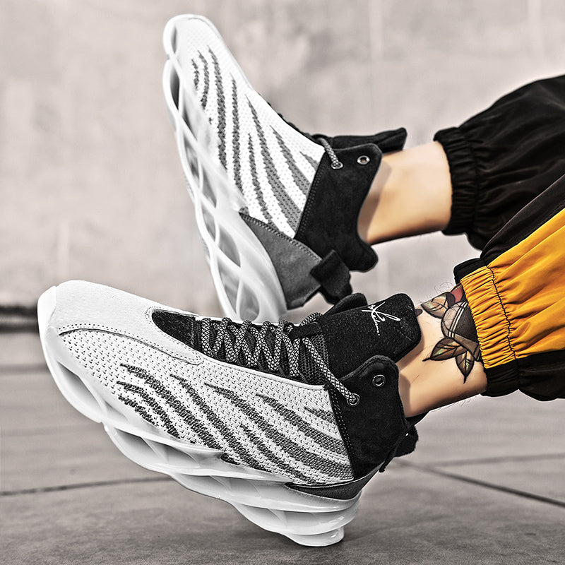 'Fly Weaving' Hip Pop Sneaker