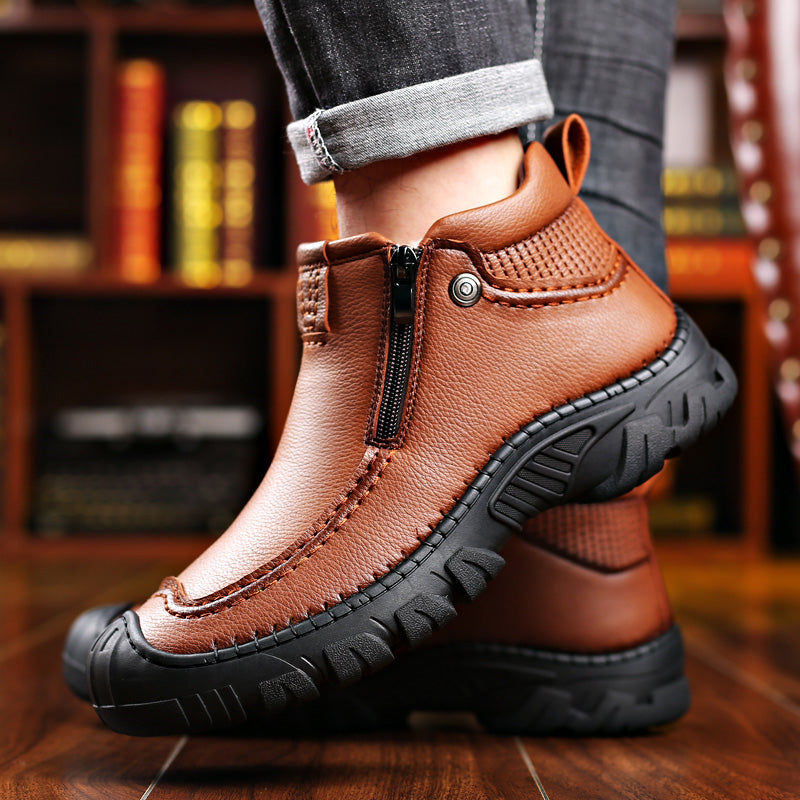 2020 Winter Soft-Soled Warm Cotton Casual Shoes