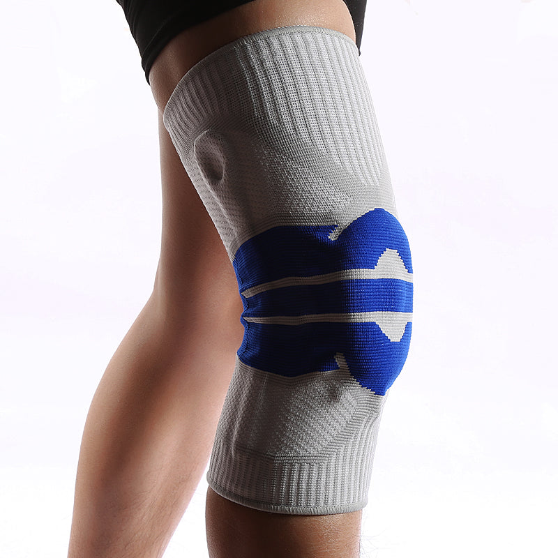 Sports Knee Pads Silicone Protective Gear