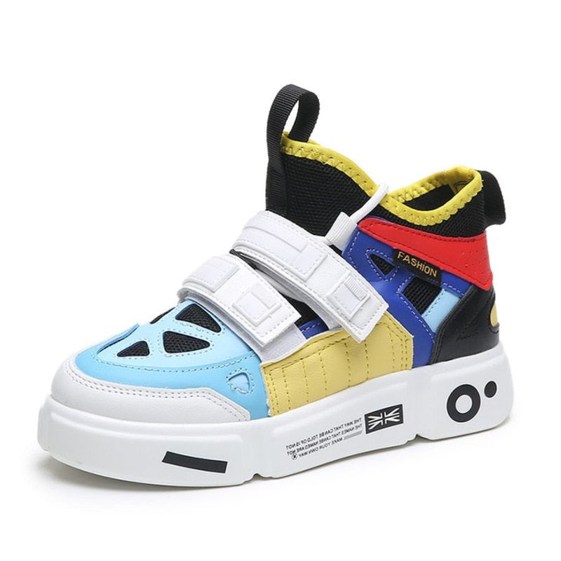 Multi Color Fashion Sneakers