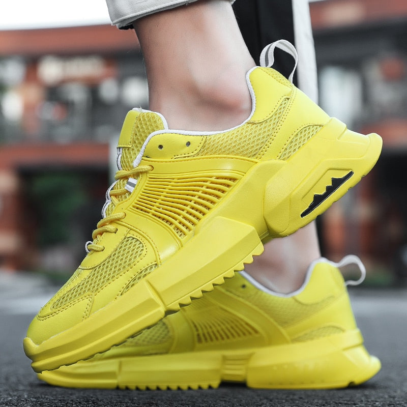 Men's Casual Shoes Breathable  Sneakers