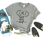 Women Cute Minnie Shirt Best Day Ever T-Shirt