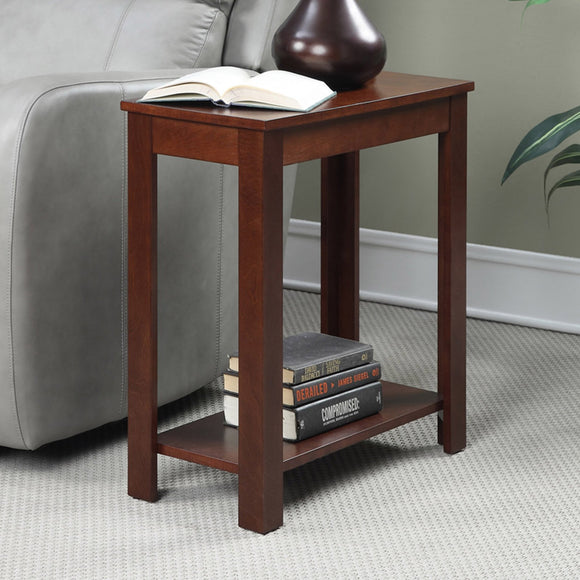 Convenience Concepts Designs2Go Baja Chairside End Table - New