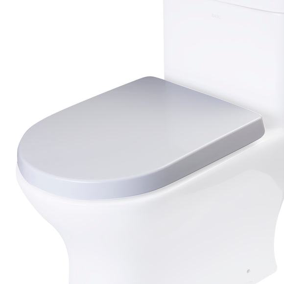 EAGO R-353SEAT Replacement Soft Closing Toilet Seat for TB353 - New