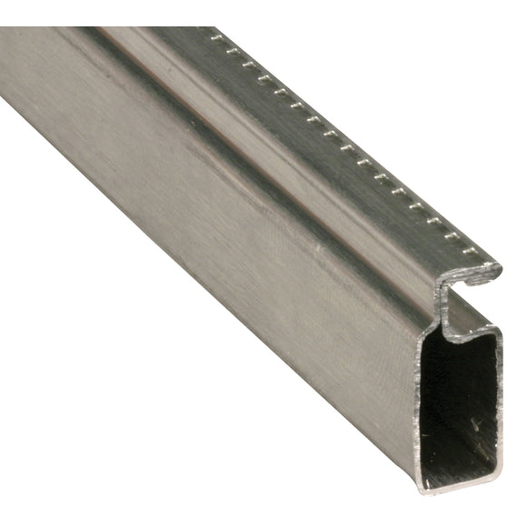 MP14071 Aluminum Screen Frame, 5/16 in. x 3/4 in x 72 in., Mill Finish (Box of 20) - New