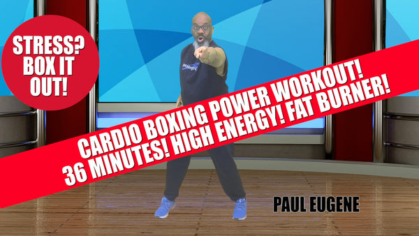 Box it Out! Cardio Boxing