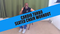 Cardio Turbo Seated Chair Workout
