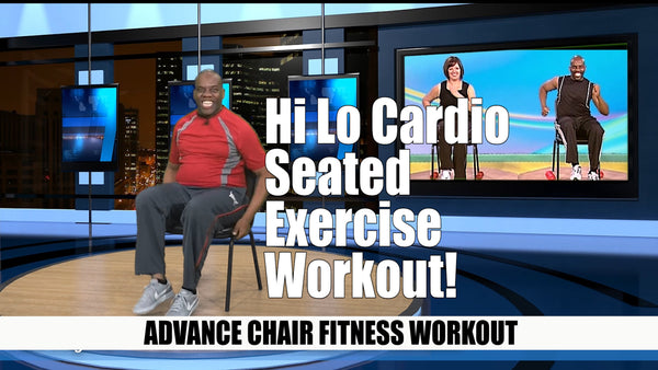Hi Lo Chair Aerobics