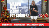 March Walk Cardio During The Holidays