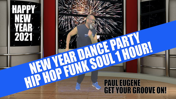 New Year 2021 Hip Hop Funk Soul Dance Fitness