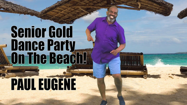 Senior Gold Dance Party On The Beach!