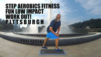 Step Aerobics Fitness - Pittsburgh