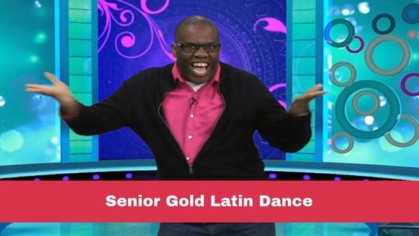 Senior Gold Latin Dance Workout