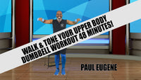 Walk and Tone Dumbbell Upper Body Workout