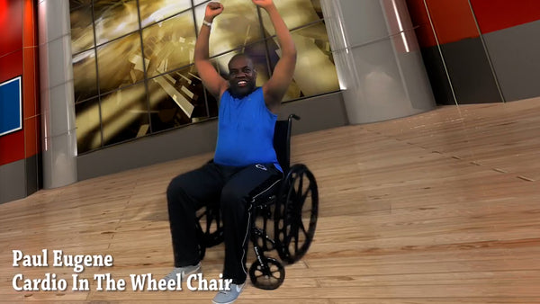 Wheel Chair Fitness Cardio