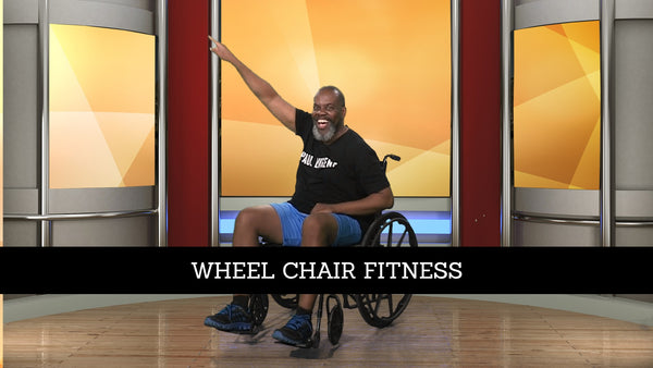 Wheel Chair Fitness