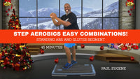 Step Aerobics Easy Combinations