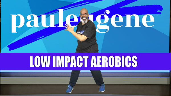 36 Minutes Low Impact Aerobic Exercise