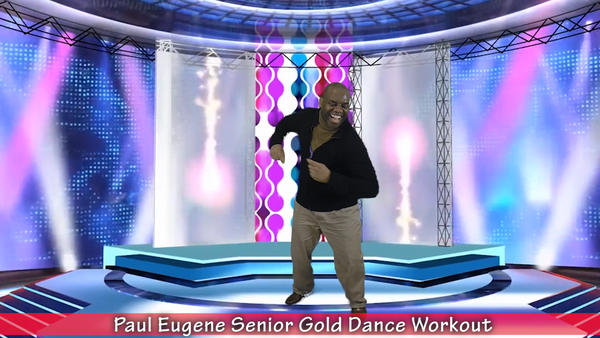 Senior Gold Dance Workout 1