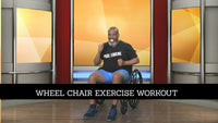 Wheel Chair Exercise Workout