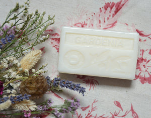 Gardenia French Soap