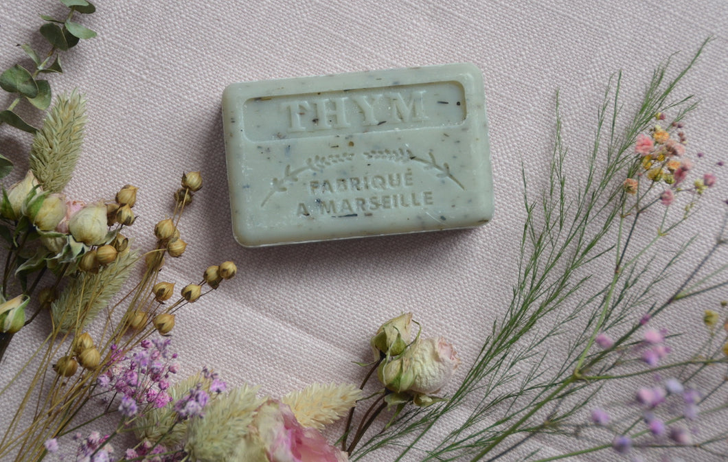Thyme Marseille French Soap