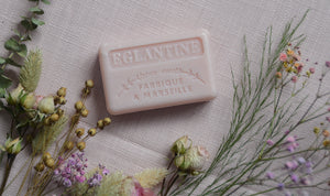 Wild Rose Marseille French Soap