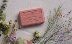 Marigold Marseille French Soap