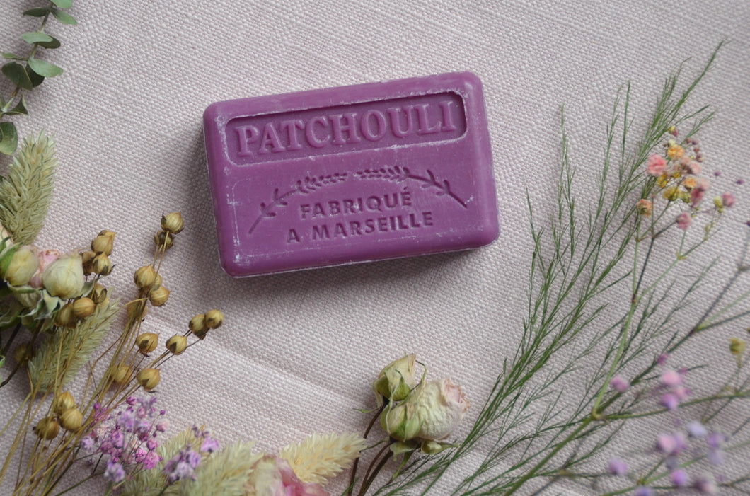 Patchouli Marseille French Soap